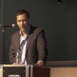 "Peter Thiel to Japanese Students: ""You don't start a company for the sake of it"" (Q&A 2/2)"