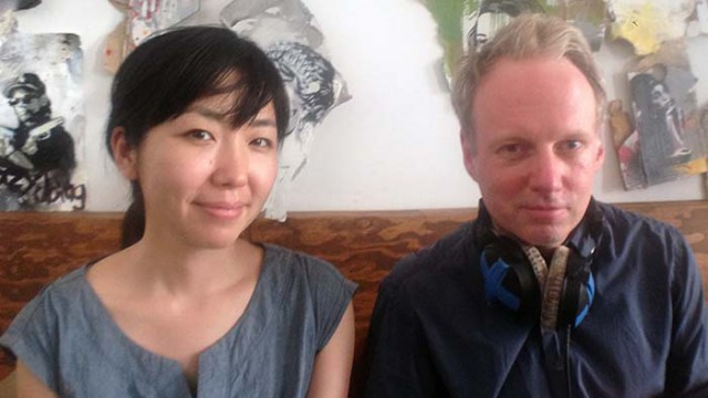 (Left) Yuki Sato (Right) Espen Systad